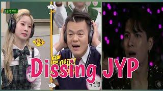 JYPnation Dissing JYP | GOT7 TWICE ITZY SUNMI
