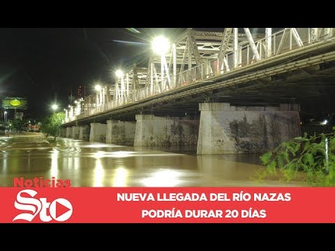 Establecen acciones de reforzamiento ante avenida del Río Nazas