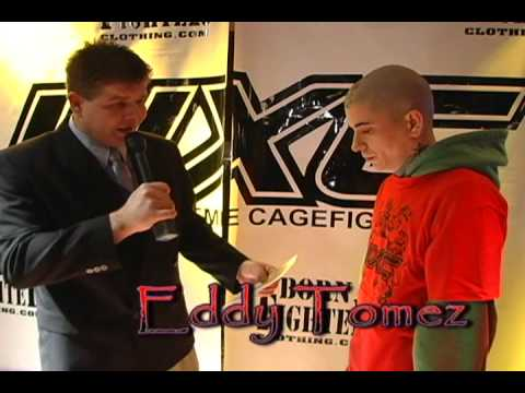 WXCLIVE.COM Fighter Interviews Warrior Xtreme Cagefighting