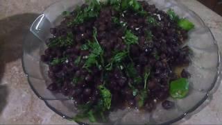Kale chane ki chat recipe.