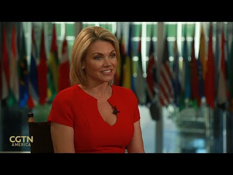 Heather Nauert spoke with CGTN about Secretary Tillerson's state visit to China