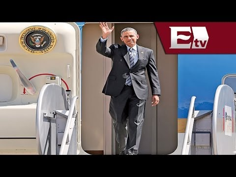 Cumbre Toluca 2014: Obama interesado en Reformas de México / Titulares con Vianey Esquinca