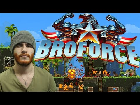 BROFORCE ♦ ЛУЧШАЯ ИГРА
