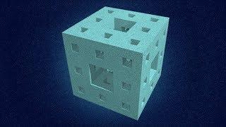 Les trous du cube - Micmaths