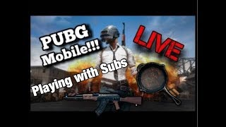 PUBG MOBILE LIVE STREAM (FPP) | Rookie Gaming | WWCD!!! Lv. 38 公式.