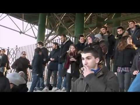Sorbonne Rugby: Paris 1 VS INSA Toulouse