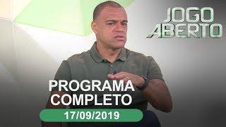 Jogo Aberto - 17/09/2019 - Programa completo