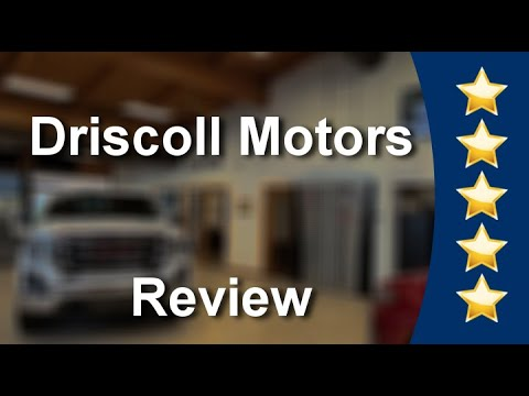 Driscoll Motors Pontiac  Perfect 5 Star Review by Joe Hudson