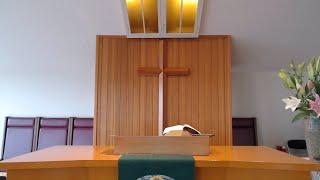 20200405 中野教会主日礼拝