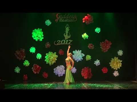Sadie Bellydance Russia 2017