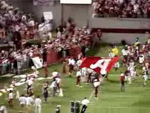 Alabama - Arkansas last seconds