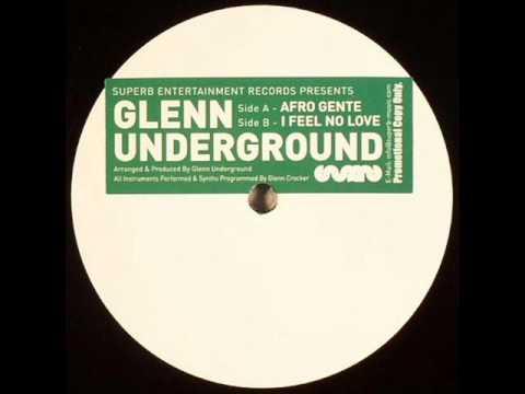 Glenn Underground - Afro Gente