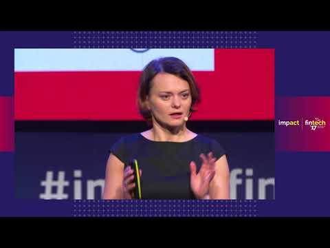 Impact fintech'17:Jadwiga Emilewicz, Ministry of Economic Development