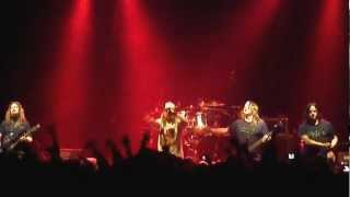 At the gates - blinded by fear/kingdom come live argentina 2011