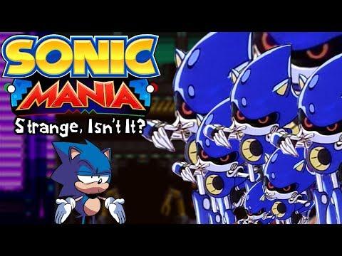 Sonic Mania Mods | Strange Isn't It? |