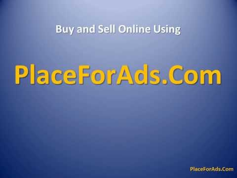 Advertising Made Easy   Post Free Ads Online   PlaceForAds.com