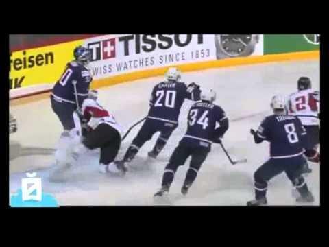 Приколы хоккей видео ::