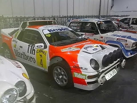 RS200 GrpB Rally car Top Gear live time trial grpB STIG TIFF WRC RS500 RACE