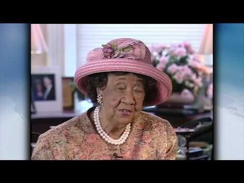 Civil Rights Luminary Dorothy Height Dies at 98