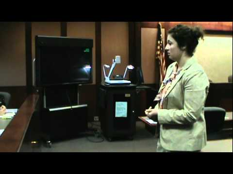 Cara Stewart - Critical Trial Skills for Legal Services Videos, 2012 - 1 of 3