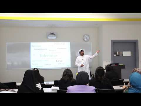How can we Promote a culture of tolerance in the UAE-كيف نعز