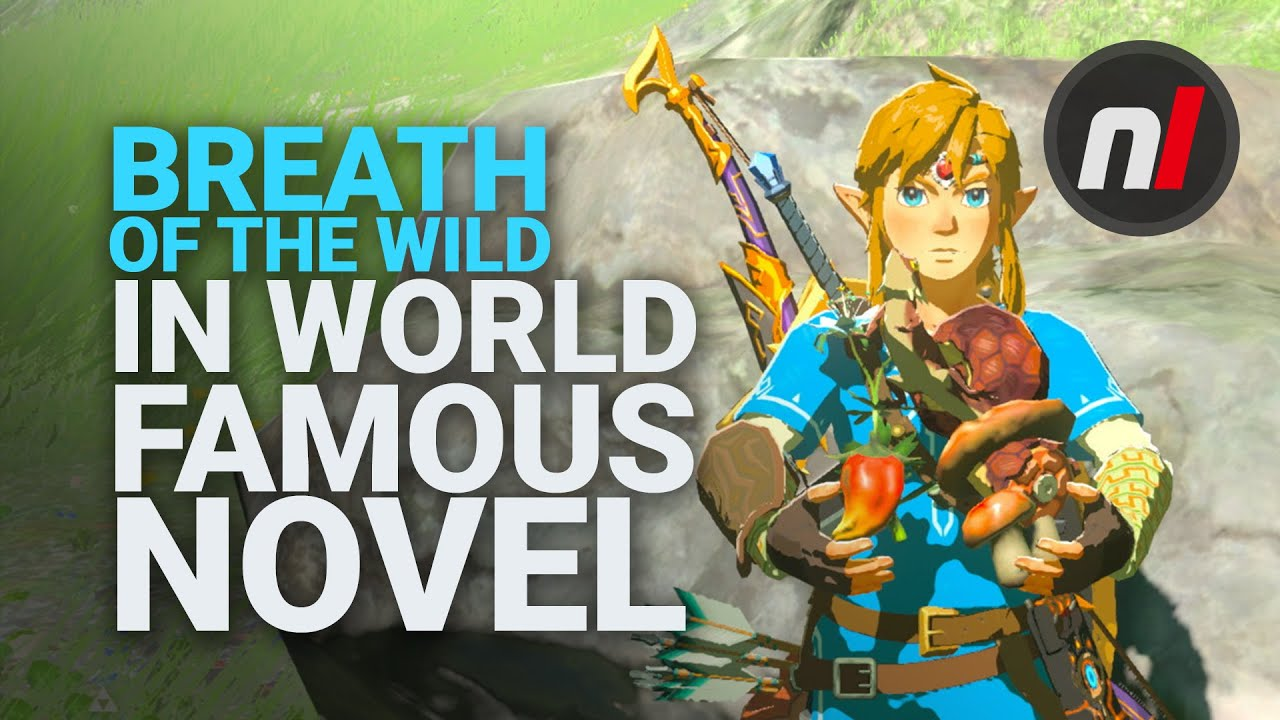 World-Famous Author Included Zelda: BOTW Ingredients in his New Book by Mistake - Nintendo Life
