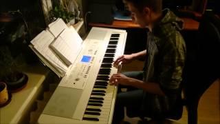 Viņi Dejoja Vienu Vasaru (klavieres/piano cover) - Arranged by Toms Mucenieks
