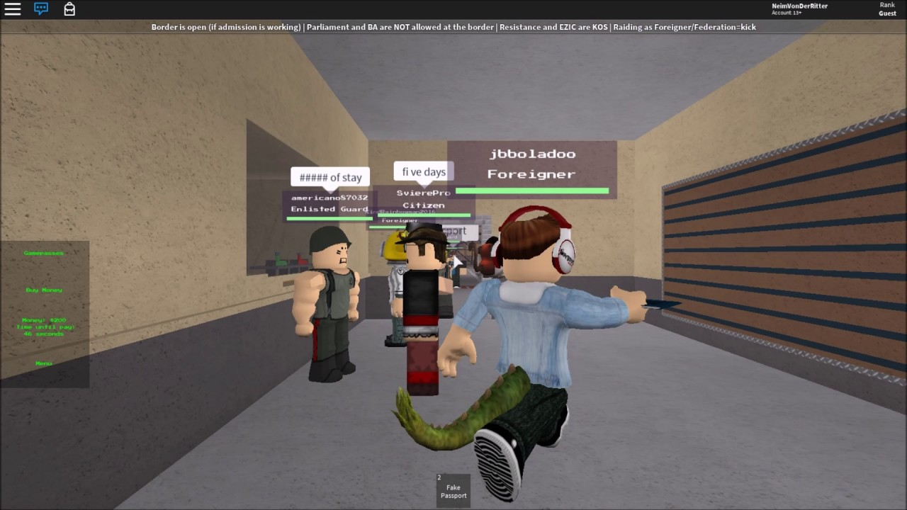 Roblox Irf Leaked