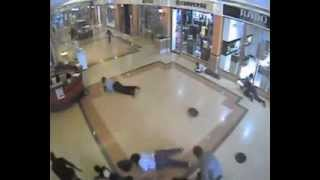 Kenya mall attack: new security camera footage revealed