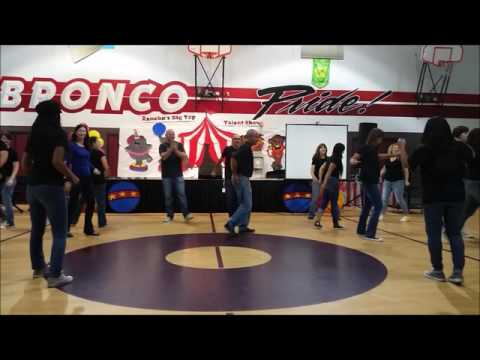 2016 Rancho San Justo Talent Show - Teacher's Act (2nd Assembly)