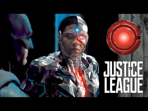 Justice League Trailer Comic Con Cyborg Leaked Footage Reaction Reactions San Diego 2016