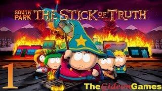 видео South Park The Stick of Truth прохождение игры