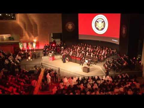 CMU-Q Graduation Ceremony 2015 (full length)
