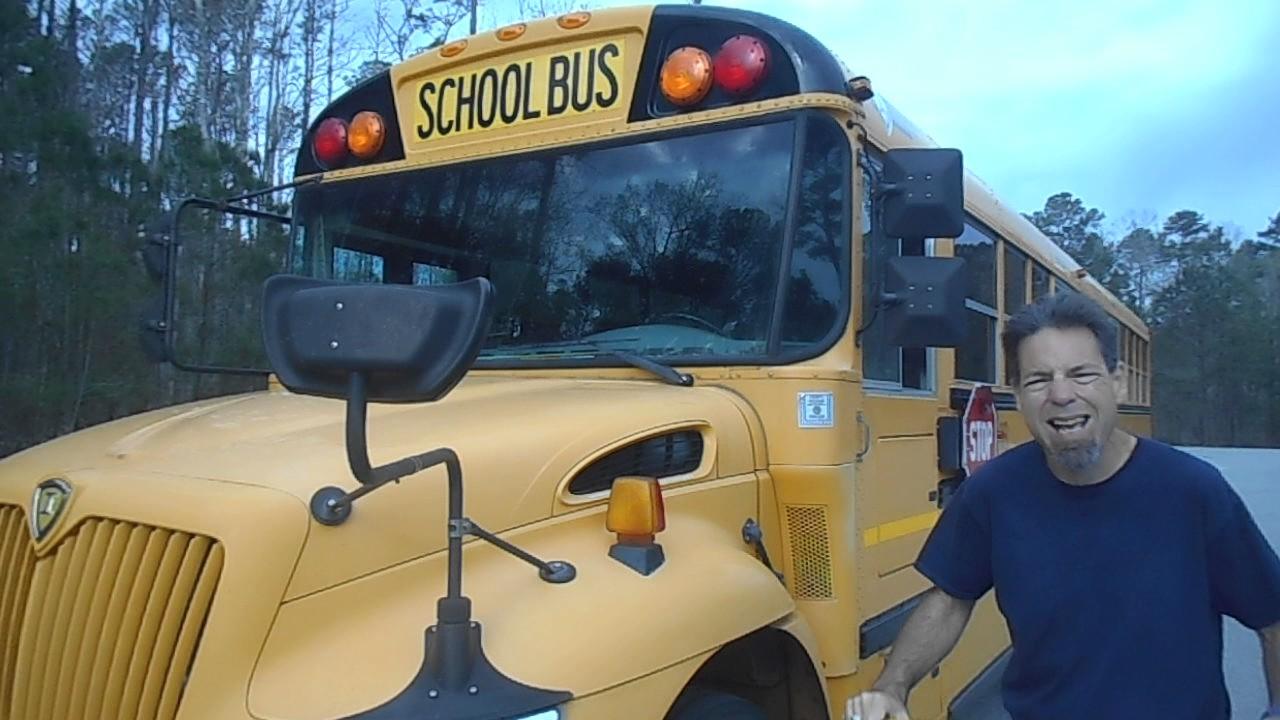 31  Pre-trip  U2013 Front Of School Bus  U2013 Class B Cdl