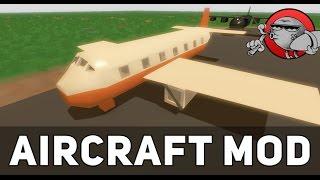 Unturned 3.0 [Моды] - Еще больше самолетов (Aircraft)