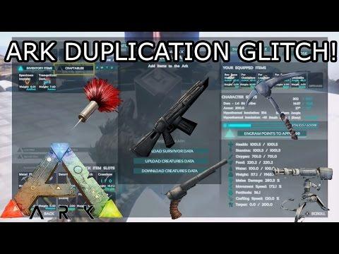 ARK: SURVIVAL EVOLVED -  NEW EASY DUPLICATION GLITCH! - (XBOX ONE) - v732.0!
