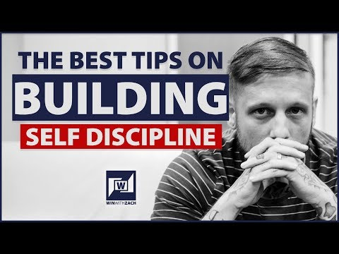 How To Build Self Discipline - Embracing Self Mastery