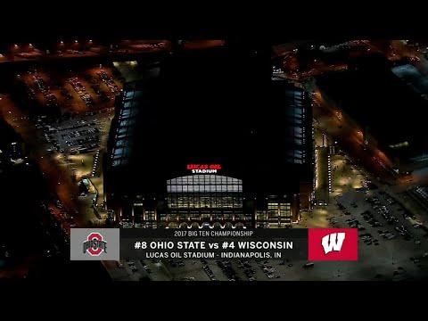 Big Ten Football: Ohio State vs. Wisconsin - 2017 B1G Championship