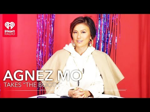 "Agnez Mo Takes ""The Booth"" For The IHeartRadio Music Awards 