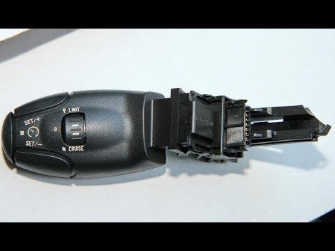 Установка круїз-контролю на Peugeot Expert