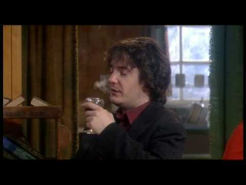 Black Books - Drinking and smoking is fantastic