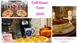 Fall Home Tour 2019|How I decorated my Home for Fall|The Simple Life