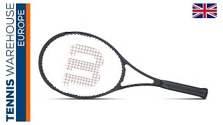 Wilson Pro Staff 97L CV Racket Review (English)