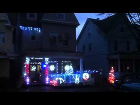 GE Christmas Light Show
