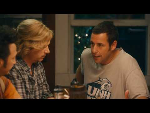 Grown Ups Movie Clip #5 - I Wanna Get Chocolate Wasted - In Theaters 6/25/2010