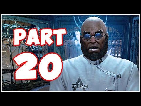 Batman Arkham City - Part 20 - Hugo Strange! (Return to Arkham)