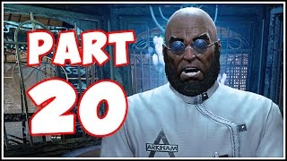 Batman Arkham City - Part 20 - Hugo Strange! (Return to Arkham)