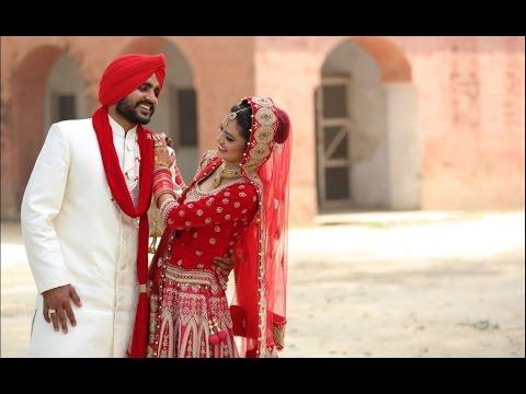 Punjabi Sikh wedding highlights 2016 Kuljit Mann weds Mandeep Mann