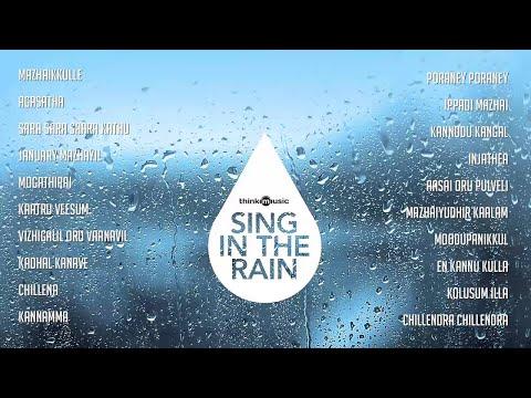 Sing in the Rain | Tamil Songs | Audio Juke Box
