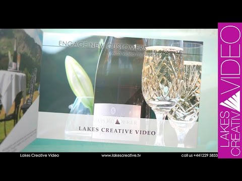 Web Adverts and Business Marketing Video Production